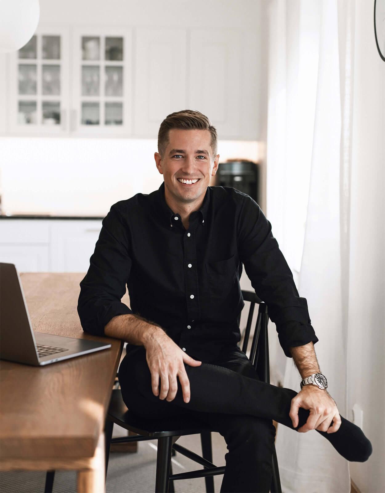 Anton Gustafsson - entrepreneur and investor